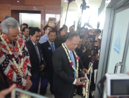 Peresmian Museum UNS Tepat Pada Dies Ke-41 UNS