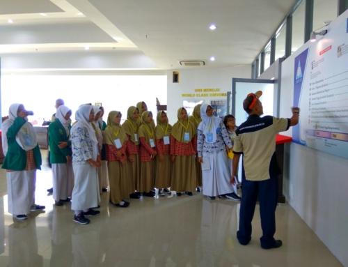 Kunjungan SMP, MTs, SMA, MA se-Indonesia ke Museum